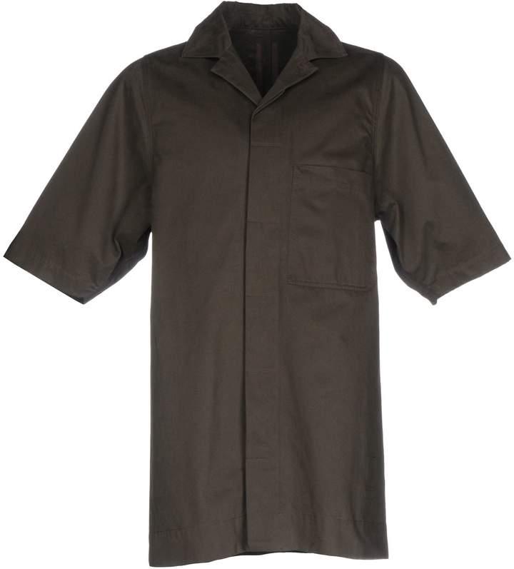 Rick Owens Overcoats - Item 41733711