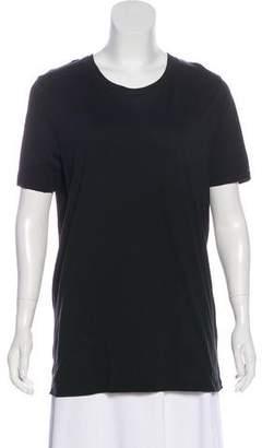 Acne Studios Casual Short Sleeve Top