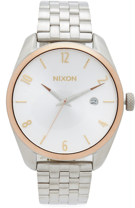 Nixon The Bullet Watch $250 thestylecure.com