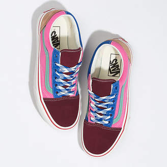 Frayed Laces Old Skool