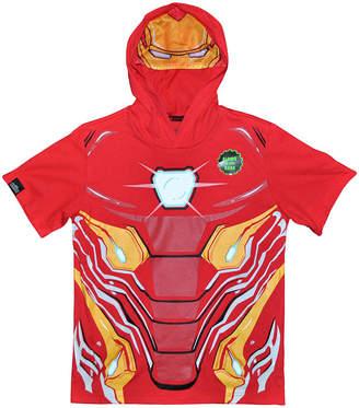 Novelty T-Shirts Avengers Hoodie Boys