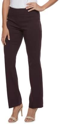 Apt. 9 Women's Brynn Midrise Pull-On Bootcut Dress Pants