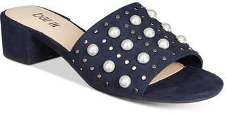 Bar III Jazzy Slide Sandals, Created For Macy's