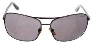 Tom Ford John Tinted Sunglasses