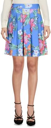 La Fille Des Fleurs Knee length skirts
