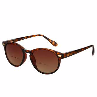 "Brilliance+ Mass Vision ""The Brilliance"" Unisex Bifocal Reading Sunglasses - Outdoor Sun Readers (, 2.5)"