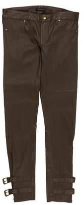 Rachel Zoe Mid-Rise Suzie Leather Pants w/ Tags