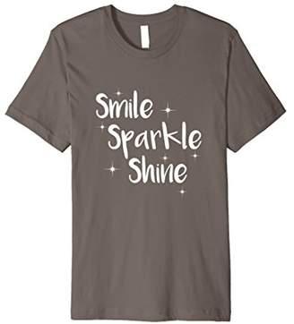 Smile Sparkle Shine T-shirt
