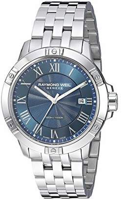 Raymond Weil Men's 'Tango' Quartz Stainless Steel Dress Watch