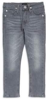 Hudson Little Boy's and Boy's Jude Whiskered Jeans