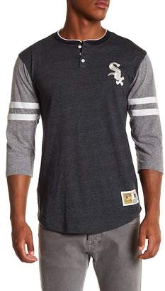 Mitchell & Ness Home Stretch Chicago White Sox Henley