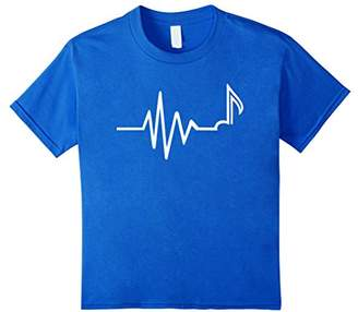 Frequency music note T-Shirt