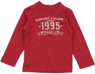 Harmont & Blaine T-shirts - Item 12034803XX