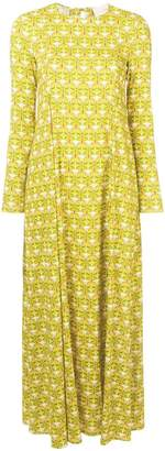 DAY Birger et Mikkelsen La Doublej geometric print dress