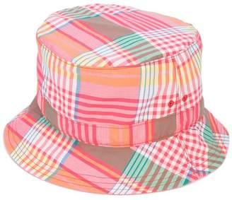 Thom Browne plaid bucket hat
