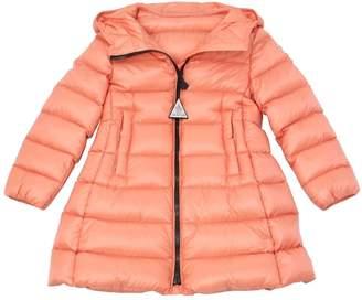 Moncler Suyen Nylon Down Coat