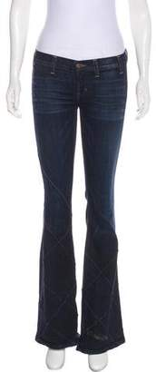 Elizabeth and James Textiles x Marley Low-Rise Jeans