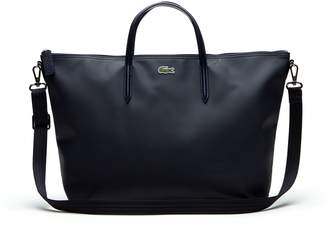 Lacoste Women's L.12.12 Concept Dual Carry Zip Tote Bag