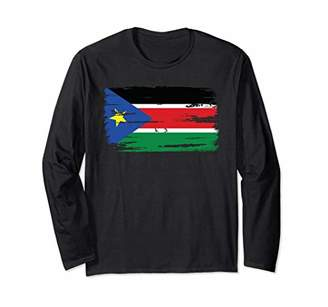 South Sudan Flag Longsleeve Pullover