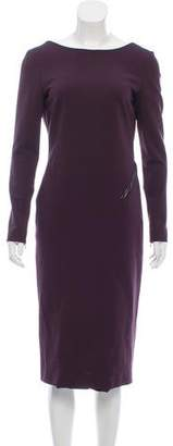 Tom Ford Long Sleeve Bodycon Dress