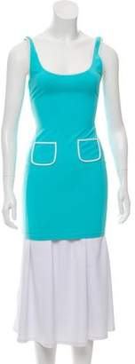 Eres Sleeveless Knit Tunic