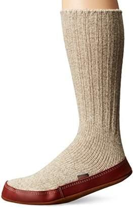 Acorn Unisex Slipper Sock,S