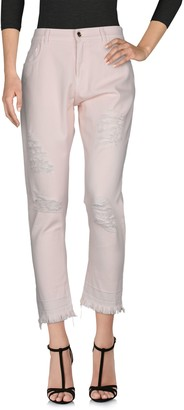 MARCO BOLOGNA Denim pants - Item 42685903TM