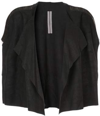 Rick Owens short sleeved jacket