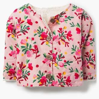 Gymboree Winter Flowers Jacket