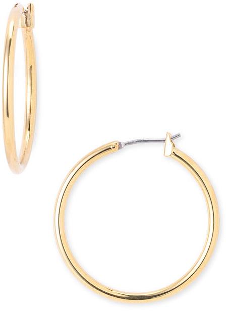 Nordstrom Tube Hoop Earrings