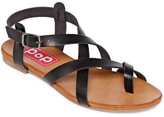 POP Calley Womens Strap Sandals
