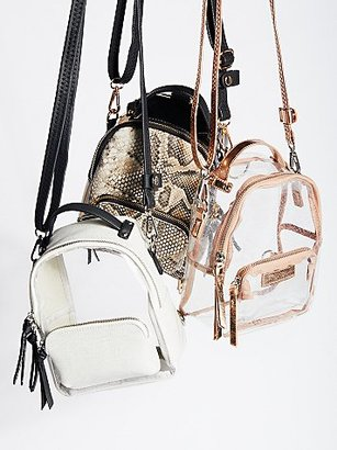 Luna Convertible Backpack by Free People $40 thestylecure.com