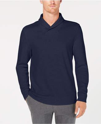 Tasso Elba Men's Shawl-Collar Pullover Sweater