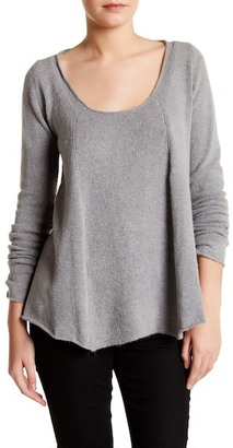 dee elly Back Zip Sweater $84.99 thestylecure.com