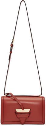 Loewe Red Large Barcelona Bag