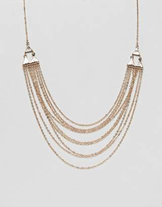 Steve Madden Layered Necklace