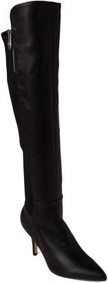 Marc Fisher Black Thora Over-the-Knee Boots