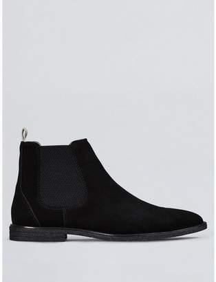 95fb32590e2 Mens Suede Chelsea Boots - ShopStyle UK