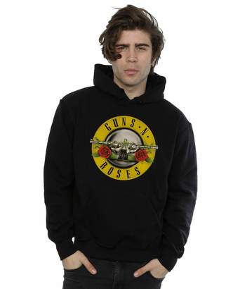 N. Unknown Guns Roses Men's Bullet Logo Hoodie