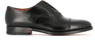 Santoni Classic Oxford Shoes