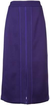 Derek Lam Pencil Skirt with Slit