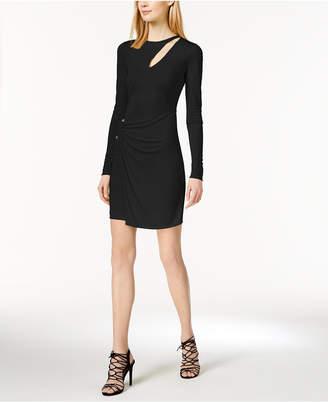 Just Cavalli Cutout Dress