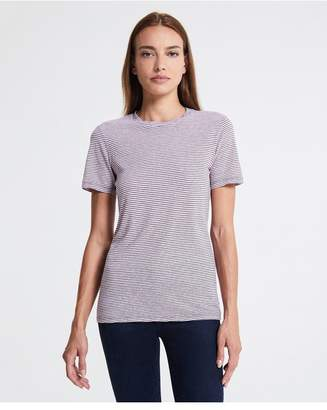 AG Jeans The Gray Boy Tee - Prism Pink