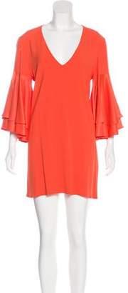 Alexis Bell Sleeve Mini Dress
