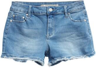Tractr Cutoff Denim Shorts