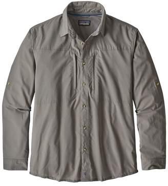 Patagonia Men's Long-Sleeved Sun Stretch Shirt