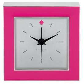 Kate Spade Cross Pointe Clock