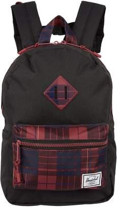 Herschel Heritage Tartan Pocket Backpack