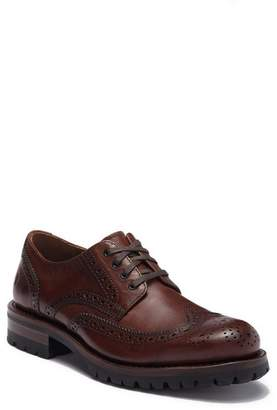 Frye George Lug Wingtip Derby