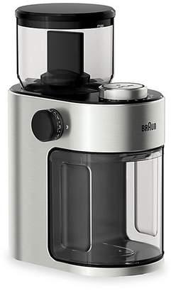 Braun FreshSet 12-Cup Burr Coffee Grinder